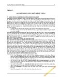 Phân tích thiết kế hệ thống - Chương 1