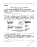 Phân tích thiết kế hệ thống - Chương 7