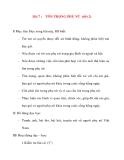Giáo án lớp 5 môn Đạo Đức: Bài 7 :TÔN TRỌNG PHỤ NỮ (tiết 2)