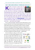 """""""Gợi ý ứng dụng Google+ trong Dạy-Học Vật Lí"""""""