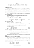 Kỹ thuật điều khiển tự động - Chương 4