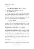 Bột cá và dầu cá - Chương 1