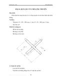 Thực hành hàn hồ quang - Tập 1 - Bài 14