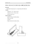 Thực hành hàn hồ quang - Tập 1 - Bài 16