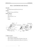 Thực hành hàn hồ quang - Tập 1 - Bài 3