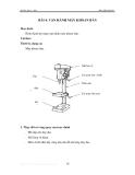 Thực hành hàn hồ quang - Tập 1 - Bài 4