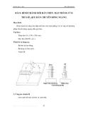 Thực hành hàn hồ quang - Tập 1 - Bài 9