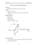 Thực hành hàn khí - Tập 1 - Bài 11