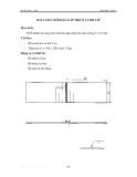 Thực hành hàn khí - Tập 1 - Bài 5