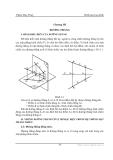 Hình học hoạ hình ( Pham Duy Thuỳ ) - Chương 3