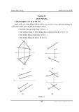 Hình học hoạ hình ( Pham Duy Thuỳ ) - Chương 4