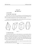 Hình học hoạ hình ( Pham Duy Thuỳ ) - Chương 7