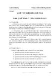 Quản trị chất lượng - Chương 2