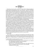 GIÁO TRÌNH QUỸ GEN VÀ BẢO TỒN QUỸ GEN ( PGS.TS VŨ VĂN LIẾT ) - Chương 4