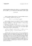 """Báo cáo toán học: """"Sous-espaces invariants pour les contractions de classe C_{1.}, et vecteurs cycliques dans C_0(Z) """""""