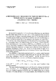 """Báo cáo toán học: """"A Beurling-Lax theorem for the Lie group U(m,n) which contains most classical interpolation theory """""""