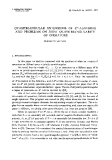 """Báo cáo toán học: """"Quasitriangular extensions of C*-algebras and problems on joint quasitriangularity of operators """""""