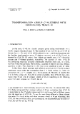 """Báo cáo toán học: """"Transformation group C*-algebras with continuous trace. II """""""