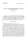 "Báo cáo toán học: ""Carleson measure inequalities and kernel functions in H^2($\mu$) """