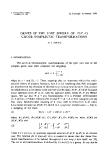 """Báo cáo toán học: """"Orbits of the unit sphere of ${\calL}\left({{\calX}{\rm{,}}\;{\cal K}}\right)$ under symplectic transformations """""""