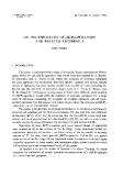 """Báo cáo toán học: """"On the structure of (BCP)-operators and related algebras"""""""