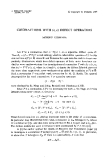 """Báo cáo toán học: """"Contractions with ($\sigma$, c) defect operators """""""