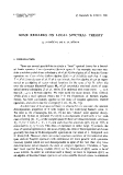"""Báo cáo toán học: """"Some remarks on local spectral theory """""""
