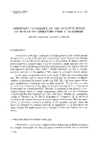 """Báo cáo toán học: """"Homotopy invariance of the analytic index of signature operators over C*-algebras """""""