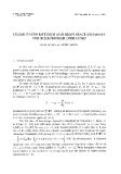 """Báo cáo toán học: """"Các phương pháp Comutator và dự toán không gian Besov cho Schrà ¶ dinger các nhà khai thác"""""""