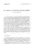 "Báo cáo toán học: ""Perturbations of reflexive operator algebras """