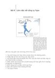 Adobe Illustrator CS2 - Bài 8