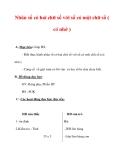 Giáo án môn Toán lớp 3 :Tên bài dạy : Nhân số có hai chữ số với số có một chữ số ( có nhớ )