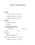 Giáo án môn Toán lớp 3 :Tên bài dạy : Ôn Chu vi hình chữ nhật