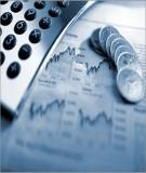 Chương 5 Kế toán tài sản cố định : Nguyên tắc hạch toán, sơ đồ và mô hình hoạt động tăng giảm TSCĐ