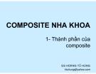 COMPOSITE NHA KHOA