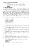 CÔNG TRÌNH BẢO VỆ BỜ BIỂN VÀ ĐÊ CHẮN SÓNG - CHƯƠNG 1