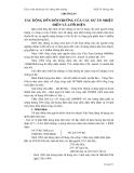 Giáo trình đánh giá tác động môi trường ( PGS.TS. Hoàng Hư ) - Chương 4