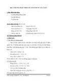 ĐỀ CƯƠNG BÀI GIẢNG MÔĐUN THIẾT KẾ ÁO SƠ MI, QUẦN ÂU, VÁY - BÀI 2