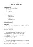 ĐỀ CƯƠNG BÀI GIẢNG MÔĐUN THIẾT KẾ ÁO SƠ MI, QUẦN ÂU, VÁY - BÀI 6