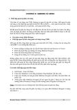 Bài giảng Visual FoxPro - Chương 4