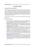 Bài giảng Visual FoxPro - Chương 6