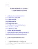Ô nhiễm đất - Phần 2 Nông dược và ô nhiễm đất - Chương 5