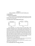 Giáo trình trang bị điện - Phần I Khí cụ điện và trang bị điện - Chương 2