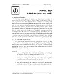 CẨM NANG CẤP NƯỚC NÔNG THÔN - CHƯƠNG 4