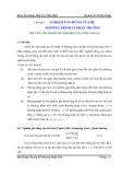 Chương 6 NGHIỆM GẦN ĐÚNG CỦA HỆ PHƯƠNG TRÌNH VI PHÂN THƯỜNG