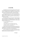 Giáo trình CÔNG NGHỆ DNA TÁI TỔ HỢP - Chương 1