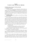 Độc học môi trường - Chương 2