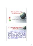 Kinh tế môi trường - Lecture 6