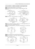 Mạch điện 1 ( ĐH kỹ thuật công nghệ TP.HCM ) - Bài tập chương 1