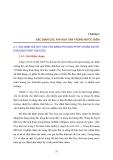 Các phương pháp phân tích hoá học nước biển - Chương 2